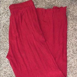 Forever 21 linen pants